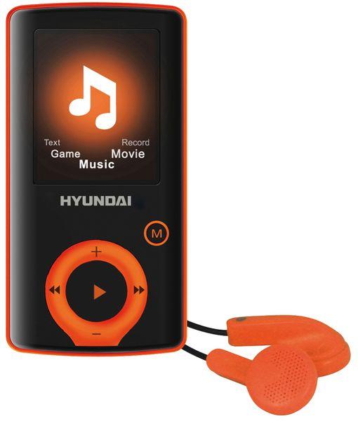 Hyundai MPC 883 FM / 4 GB (Black/Orange)