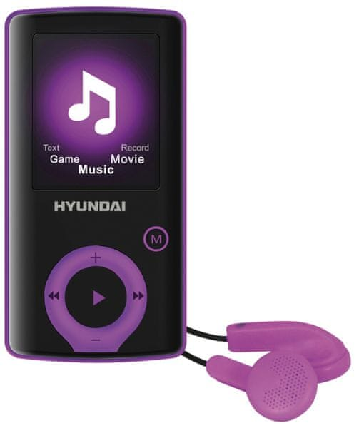 Hyundai MPC 883 FM / 16 GB (Black/Purple)