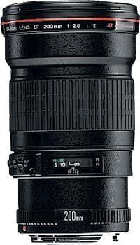 Canon Objektiv EF 200 2.8 L II USM