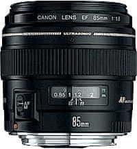 Canon objektiv EF 85 mm 1.8 USM