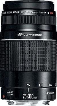 Canon Objektiv EF 75-300 mm 4.0-5.6 USM