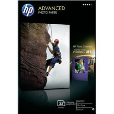 HP Foto papir Q8691A glossy 10 x 15 cm