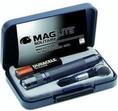 Maglite Svetilka Maglite AAA K3A Solitaire Srebrna