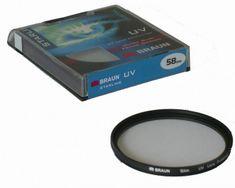 Braun Phototechnik filter UV Braun Starline 14203 62 mm