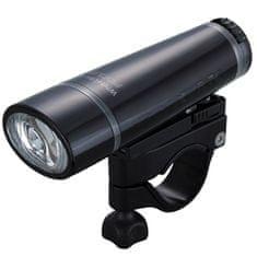 Topeak Kolesarska svetilka Topeak WhiteLite HP 25 FOCUS, črna