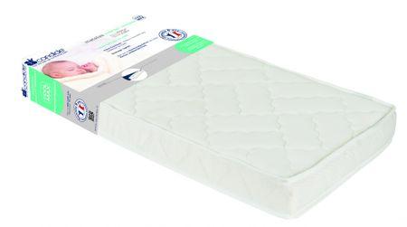 Candide Coolmax Comfort Gyerekmatrac, 60X120, Fehér