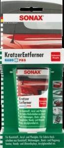 Sonax odstranjevalec prask iz pleksi stekel, 75 ml