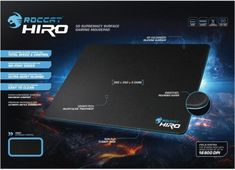 Roccat HIRO 3D Supremacy Surface Gaming Mousepad (ROC-13-411)
