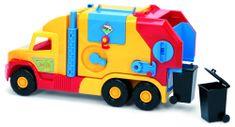 Wader Super Truck Kukásautó