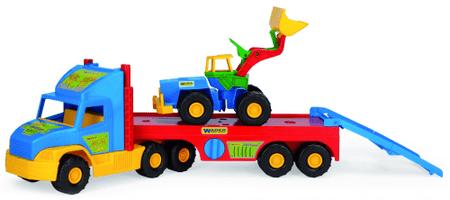 Wader Super Truck valník - rozbaleno