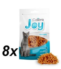 Calibra Joy Cat Fish Stripes 8 x 70 g