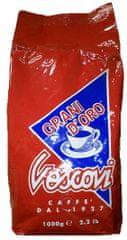 Vescovi Kawa ziarnista Tipo Risparmio 1000 g