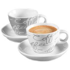 Ritzenhoff&Breker Espresso set 80 ML - Cornello Grey