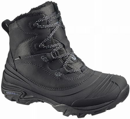 Merrell Snowbound Mid Waterproof W black 37,0