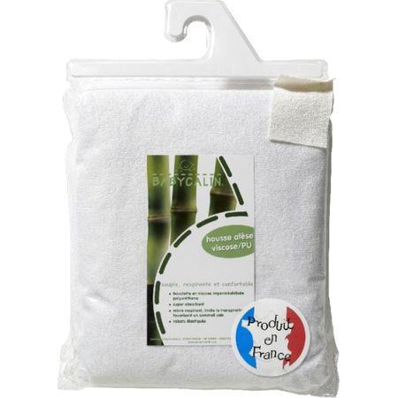 Babycalin Bambusz matracvédő, 60×120 cm