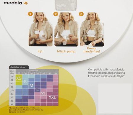 Medela Melltartó dupla mellszívó használatához 7ca56f6151