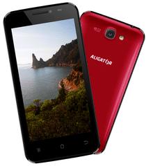 Aligator S4500 DUO, červená