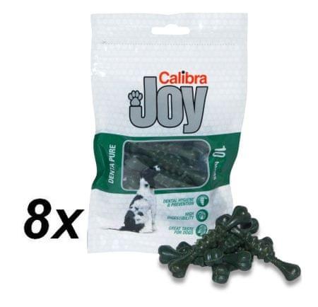 Calibra przekąska dla psa Joy Dog Denta Pure 8 x 90 g