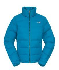 The North Face W Nuptse 2 Jacket