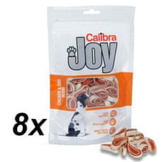 Calibra Joy Dog Chicken & Cod Sushi 8 x 80g