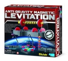 4M lebdenje in gravitacija
