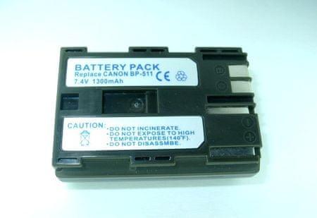 Canon Baterija BP-511