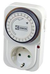 Emos mehanska stikalna ura (P5522)