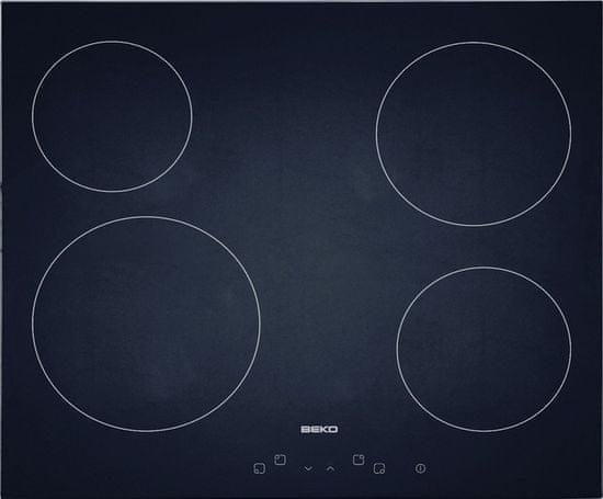 Beko kuhalna plošča HIC64401