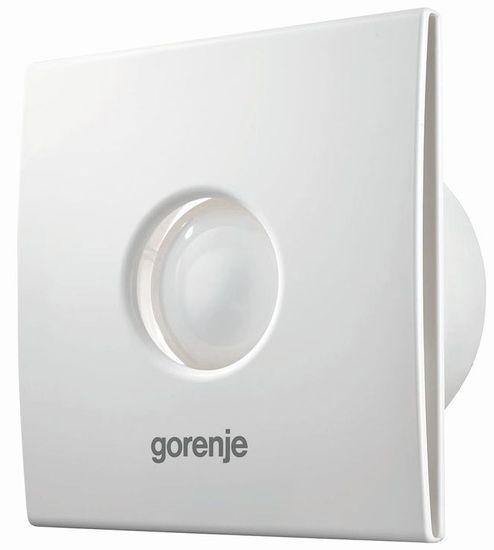 Gorenje kopalniški ventilator BVX100WTS - Odprta embalaža