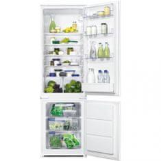 Zanussi vgradni kombinirani hladilnik ZBB28441SA