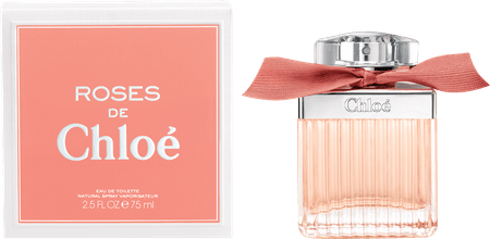 Chloé toaletna voda Roses de Chloe, 75 ml