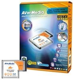 AVerMedia TV tuner AverTV Hybrid Nano Express