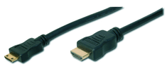 Digitus Kabel HDMI/HDMI Mini 2 m (AK-330106-020-S)