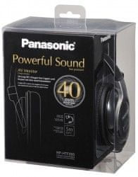 Panasonic słuchawki RP-HTF295E-K