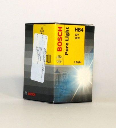 Bosch Avtomobilska žarnica HB4 Pure Light