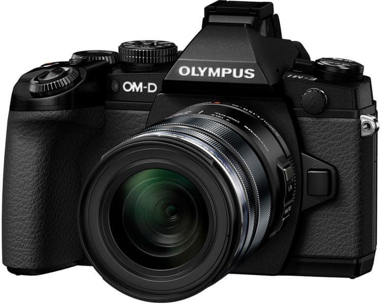Olympus OM-D E-M1 + 12-50 mm - II. jakost