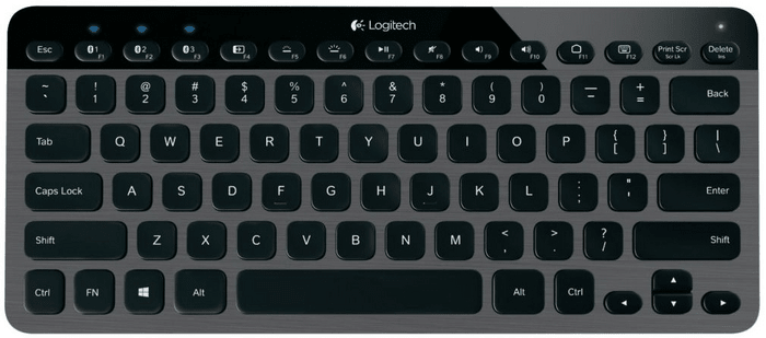 Logitech Wireless Illuminated Keyboard K810 US (920-004321)