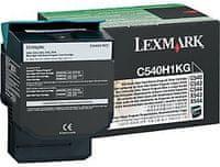 Lexmark Toner C540H1KG 2500 ispisa