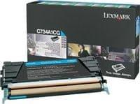 Lexmark Toner C734A1CG Cyan 6000 strani