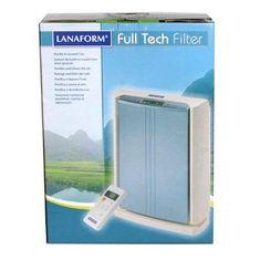 Lanaform Čistilnik in ionizator zraka Full Tech Filter