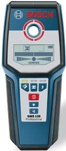 BOSCH Professional univerzální detektor GMS 120 0601081000