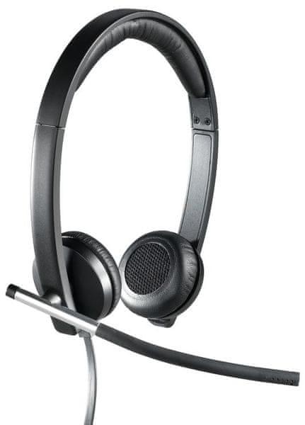 Logitech USB Headset H650e Stereo (981-0005199)