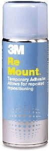 3M Lepilo v razpršilu Remount