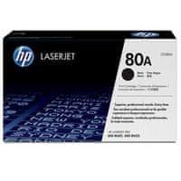 HP č.80A Černá originální tonerová kazeta LaserJet (CF280A)