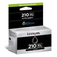 Lexmark Kartuša 210XL, črna