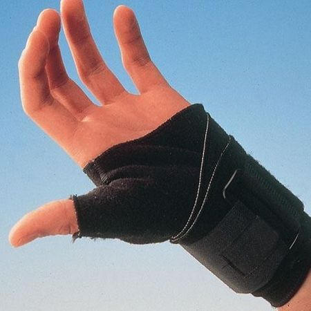 Lanaform Podporni pas za zapestje in palec Wrist brace+thumb support