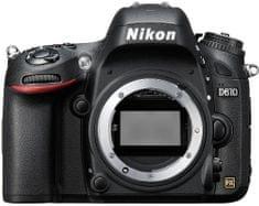 Nikon digitalni fotoaparat D610, ohišje