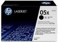 HP toner CE505XD 2-pack, 2 x 6500 strani