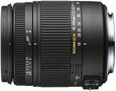 Sigma Objektiv 18-250 mm F3,5-6,3 DC OS C/AF HSM Macro za Canon