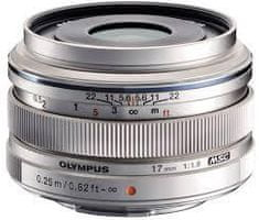 Olympus 17mm M.ZUIKO DIGITAL 1:1,8 Silver